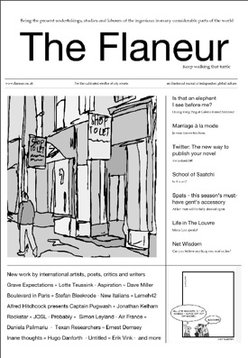 The Flaneur spring issue