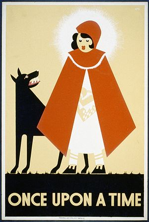 WPA poster by Kenneth Whitley, 1939.