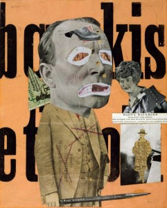 Raoul Hausmann The Art Critic 1912-1920 © ADAGP, Paris and DACS, London 2002