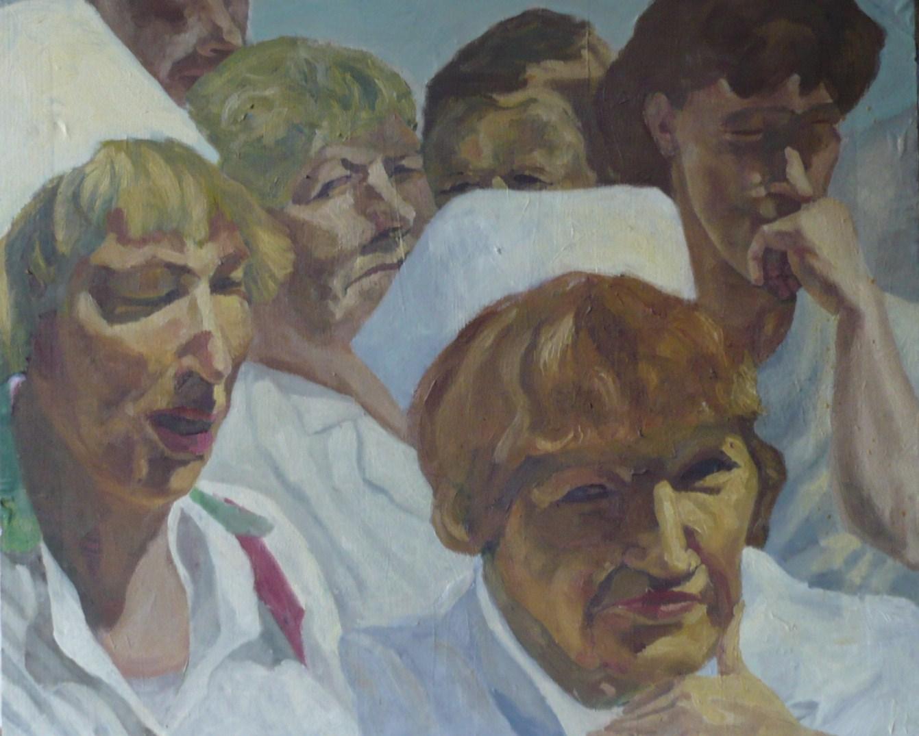 White collar, Marcin Krupa