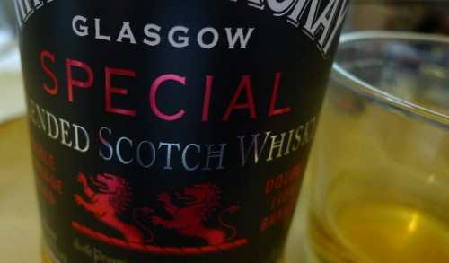 Whyte & Mackay, Special Blended Scotch Whiskey, 40.0% ABV