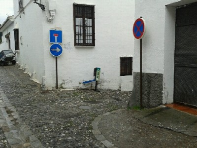 Albaicin Street
