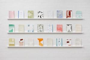 """Robert Holyhead, """"Works on Paper"""", Peer Gallery, London, 2012."""