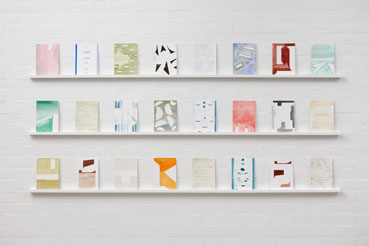 "Robert Holyhead, ""Works on Paper"", Peer Gallery, London, 2012."