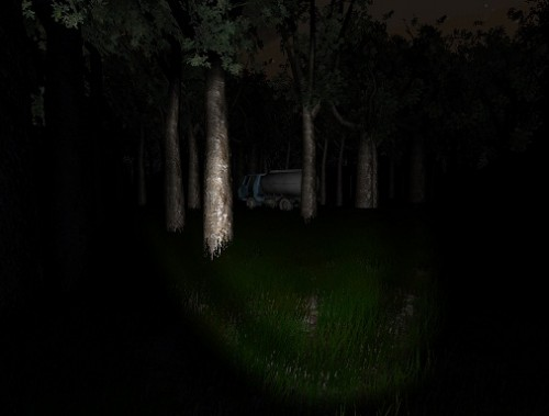 Slender – by Parsec Productions
