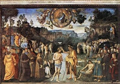 800px Perugino battesimo di cristo 01