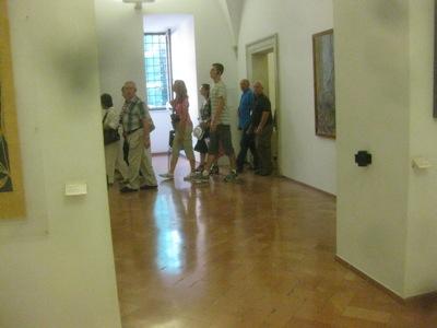 modern art vatican