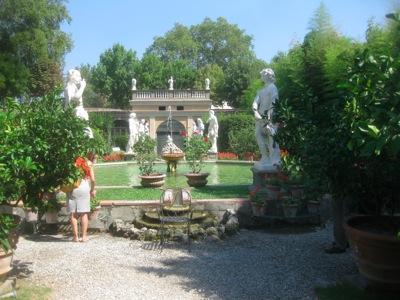 Palazzo Pfanner Gardens