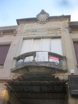 Viareggio Art Nouveau