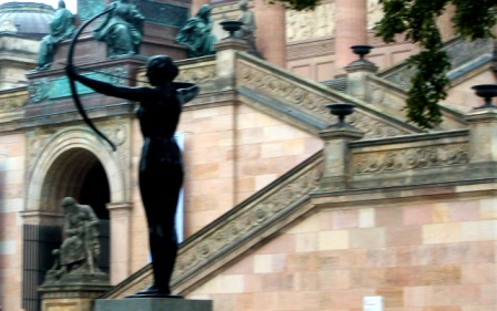 alte galerie by p.france