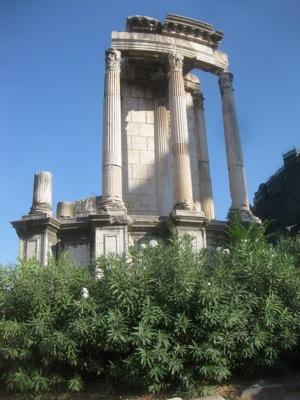 temple vesta