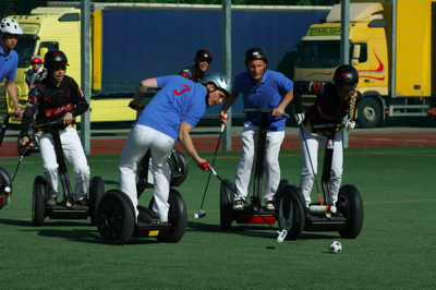 Segway Polo Should Be In The Olympics Iconic 21st Century