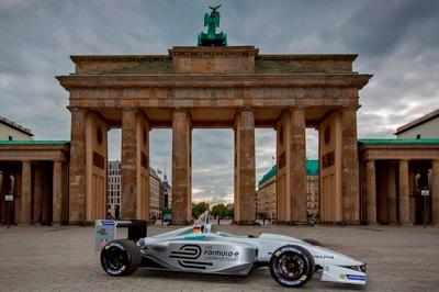 1 Berlin revealed as host city for FIA Formula E Championship