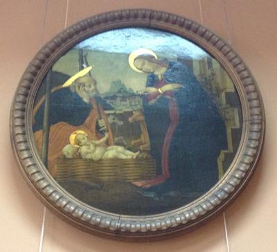 Botticelli tondo