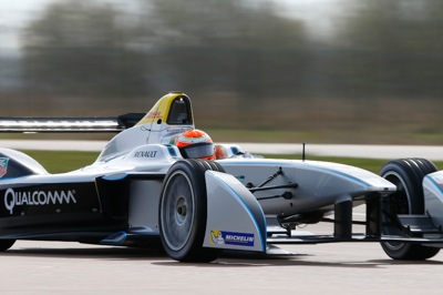 1 Donington Park will host all pre season Formula E tests which will be made free to fans