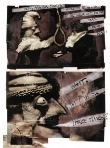 Mr Punch, Neil Gaiman, 1994