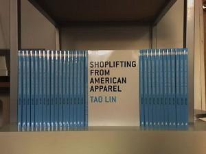 Shoplifting From American Apparel, Tao Lin