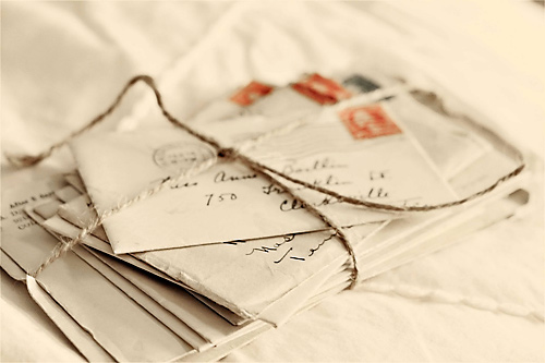 The Lost Art Of Letter Writing  The Flaneur