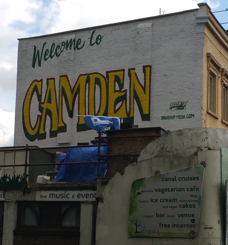 Welcome To Camden