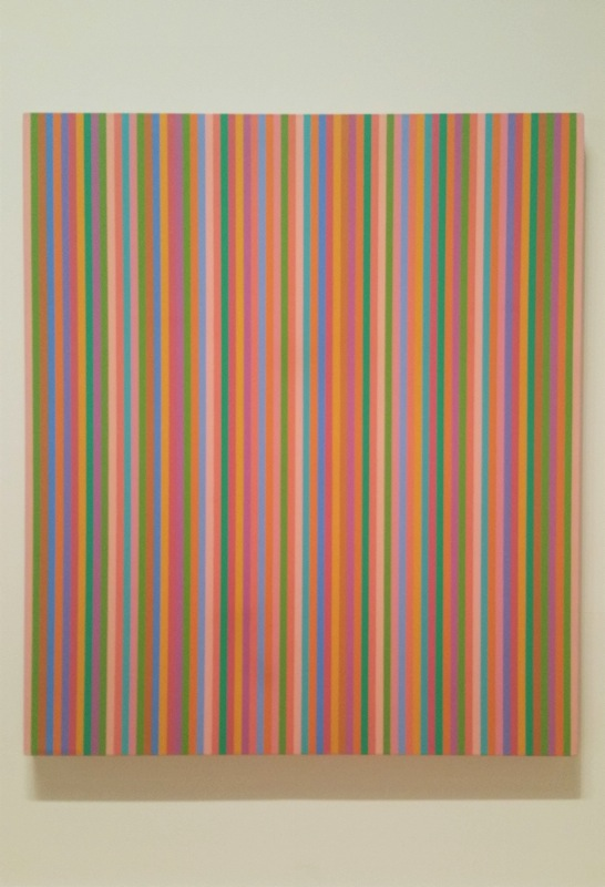 Ecclesia Bridget Riley ex courtauld Sept 2015
