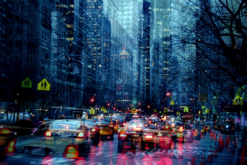 Traffic Jam New York