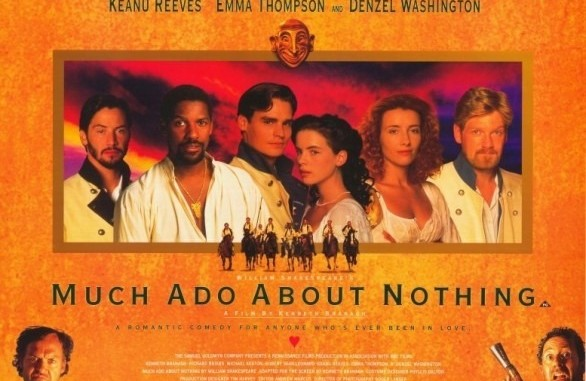 branaghs adaptation of much ado about nothing essay Much ado about nothing characters are some of shakespeare's best-loved comedy creations whether it is beatrice and benedick's bickering or dogberry's slapstick antics, the much ado about nothing characters are what make this play so quotable and memorable let's delve in and profile the individual characters.
